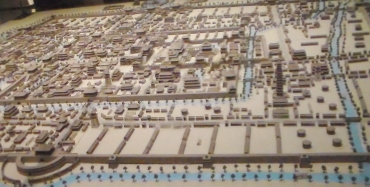 Museum Model Chinese Town HSM still