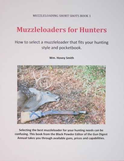 Muzzleloaders for Hunters Cover